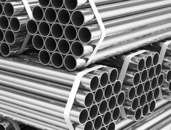 Zinc plated steel pipe