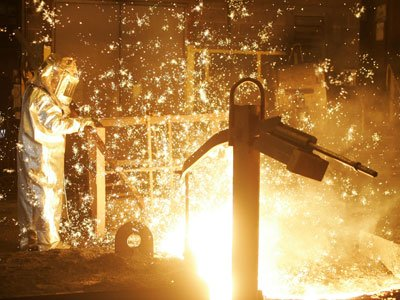 10 nước sản xuất thép lớn nhất thế giới