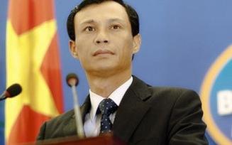 Yêu cầu Trung Quốc chấm dứt các hoạt động xâm phạm Hoàng Sa