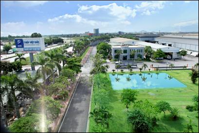 Công ty cổ phần Thép Việt Đức - Bảo vệ môi trường là bảo vệ chính mình