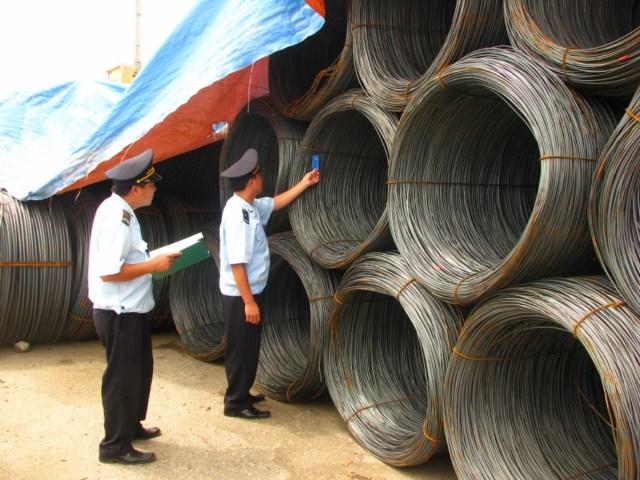 Đề nghị công bố tiêu chuẩn Việt Nam đối với mặt hàng phôi thép