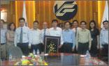 Đoàn cán bộ UBCKNN thăm và làm việc tại Công ty VG PIPE