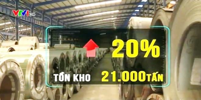 Doanh nghiệp tôn thép Việt khốn đốn vì hàng nhập khẩu giá rẻ