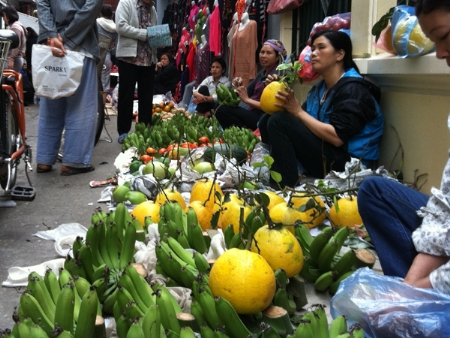 Giá hoa quả, thực phẩm Tết