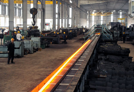 Giải bài toán bất cập của ngành thép: Tồn kho - cạnh tranh nội bộ