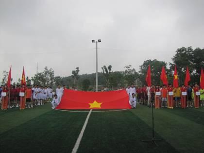 Hội thao Công ty Thép Việt Đức năm 2014
