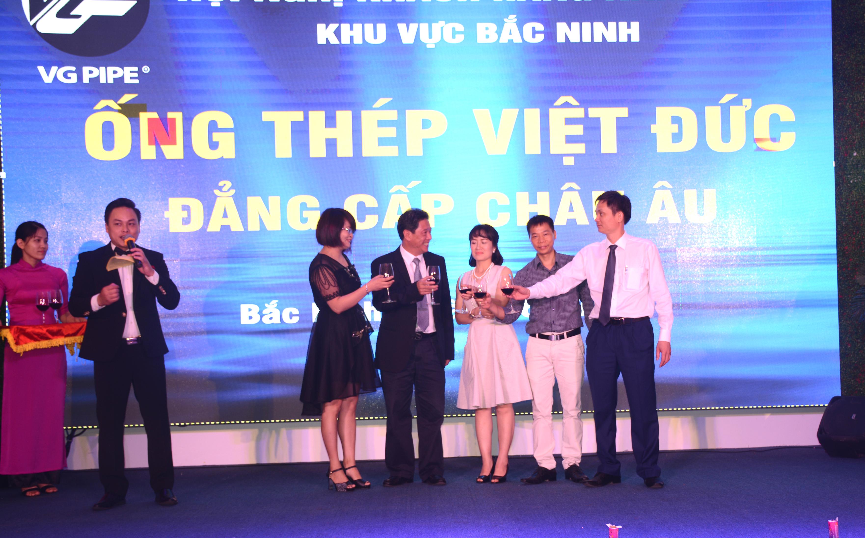 Hội nghị Khách hàng năm 2017 - Khu vực Bắc Ninh