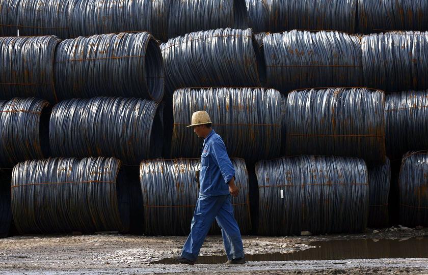 Liệu pháp hạn chế nhập khẩu thép chứa CROM từ Trung Quốc