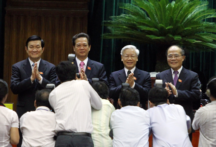 Những sự kiện xã hội được quan tâm nhất năm 2011
