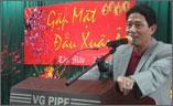 Thép Việt Đức gặp mặt khách hàng nhân dịp đầu Xuân Tân Mão 2011