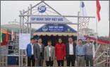 Thép Việt Đức tham gia Hội trại nghề nghiệp, việc làm tỉnh Vĩnh Phúc năm 2011
