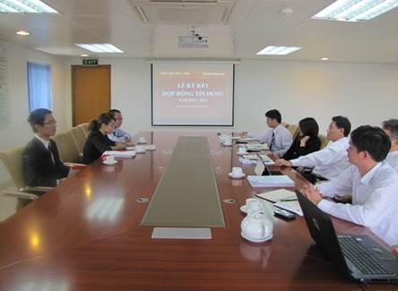 Thép Việt Đức VGS và Techcombank vừa ký hợp đồng tín dụng 800 tỷ đồng