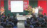 VG PIPE bế giảng khoá huấn luyện kỹ thuật ATLĐ định kỳ năm 2010