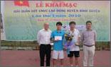 VG PIPE lại thêm một lần đăng quang Ngôi vô địch Quần vợt.