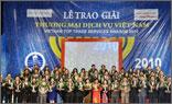 VGPipe - Giải thưởng Thương mại Dịch vụ 2010