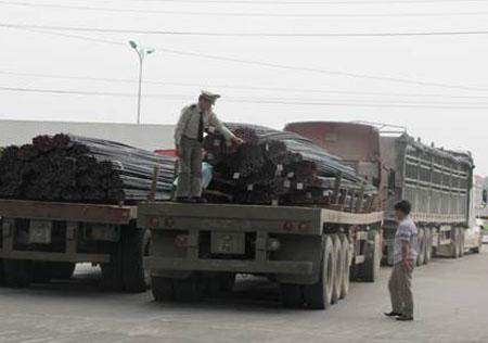 VGS: Duy trì tốt sản lượng bán hàng trong tháng 5/2012