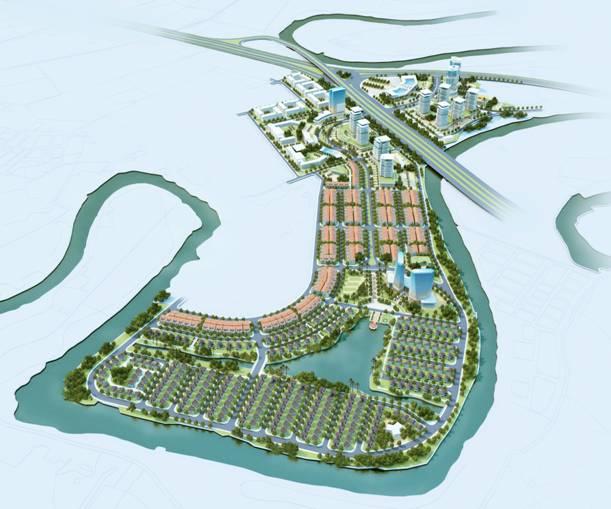 VGS: Khu đô thị Vietduc Legend City đã được phê duyệt Quy hoạch chi tiết xây dựng (QHCTXD) tỷ lệ 1/500