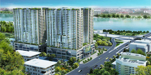 VGS: Tiếp tục cung cấp ống thép cho dự án Hòa Bình Green City