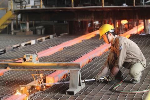 Вьетнам наращивает производство стали